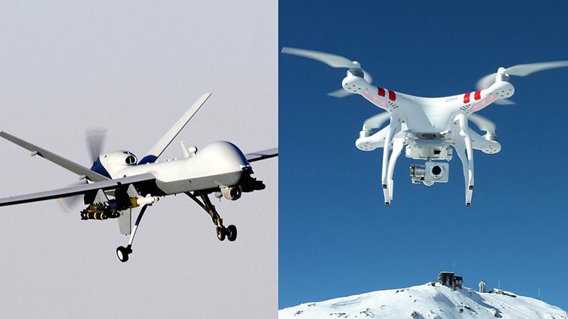 Drone Antenna Tracker
